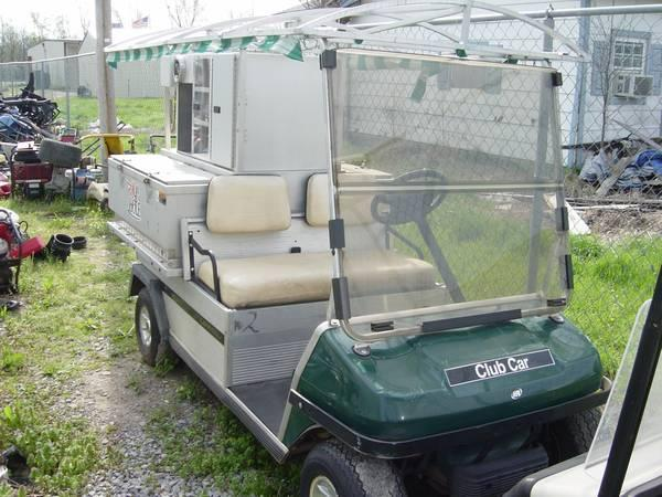 Consession Cart For Sale In Chouteau Oklahoma