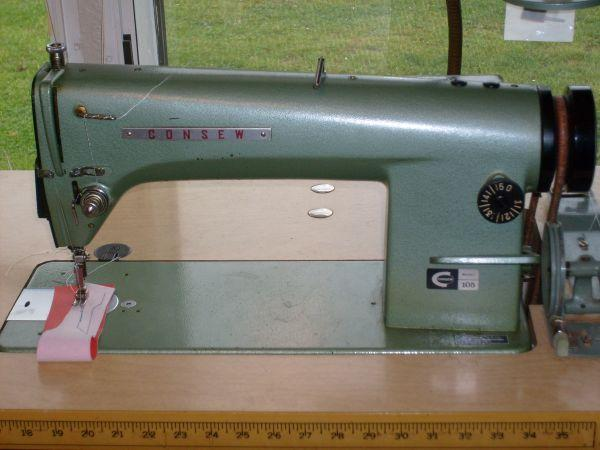 Consew Industrial Sewing Machine Kellyville For Sale In Tulsa Oklahoma Classified