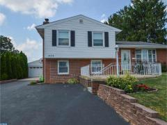 Conshohocken, PA, Montgomery County Home for Sale 3 Bed