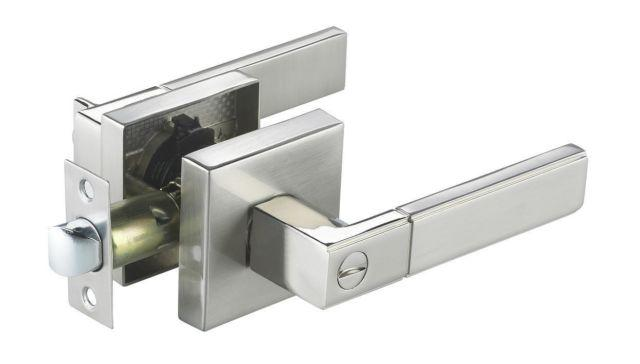 Contempo Interior Door Handles Square Rosette In Stock Great