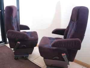 Conversion Van Rear Captains Chairs