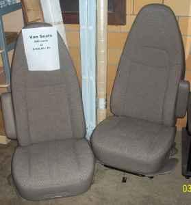 conversion van seats chairs pair new chillicothe for sale in chillicothe ohio classified. Black Bedroom Furniture Sets. Home Design Ideas