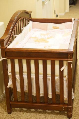 Convertible Full Size Baby Crib For Sale And Lots Of Free Goodies