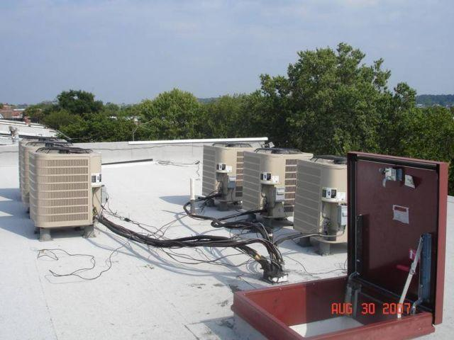 Cooling, Heating, Refrigeration & Plumbing