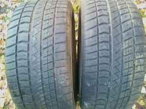Cooper tires P245 50 R16 - $90 (East Hartford)