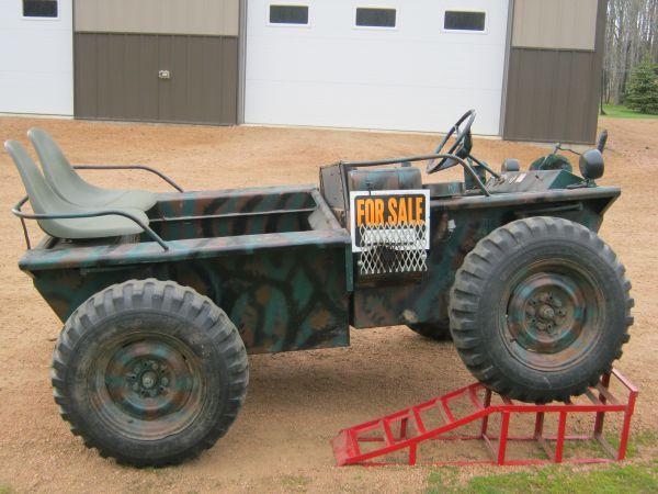 Coot ATV 4 X 4 - (Rudolph, WI) for Sale in Wausau ...