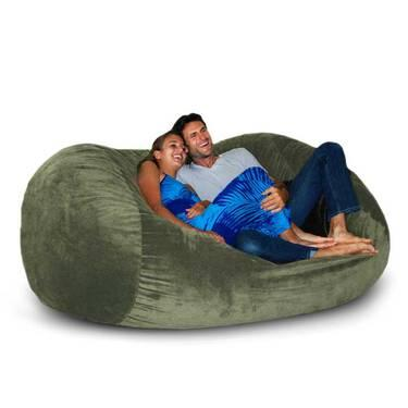 Corda Roy 39 S BEAN BAG CHAIR KING SIZE BED For Sale In