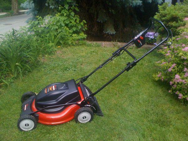 Image result for Troy-Bilt cordless mower