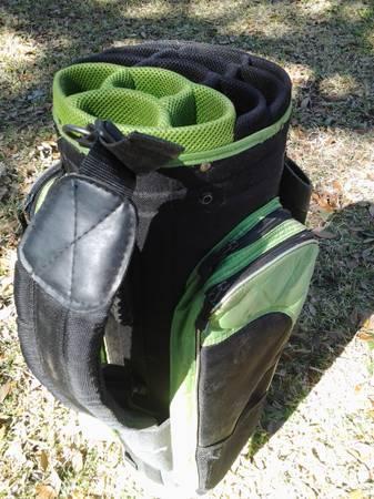 Corn Hole Board Set ............... Stellar Golf Bag - $100
