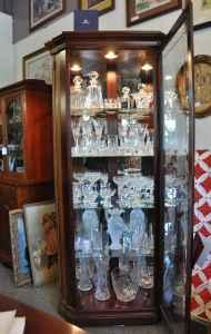 Corner Curio Cabinets And Curio Wall Cabinet Lighted