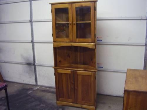 Corner Hutch Free Delivery For Sale In Raymond New