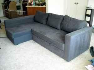 """Corner Sofa Bed from IKEA """"MÅNSTAD"""" Citra for Sale in Ocala Florida Classified"""