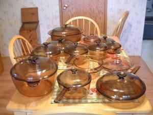 Corning Ware by Vision - $150 NKY