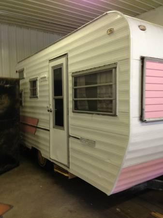 Corsair Camper Travel Trailer For Sale In Bay City