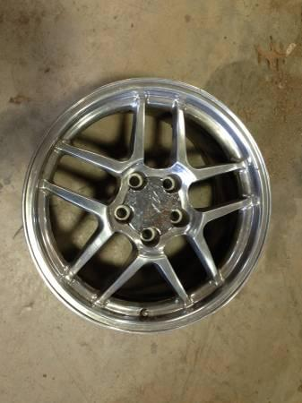 Corvette Z06 Replica Wheels - $300