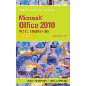 COS Book-Microsoft Office 2010 Video