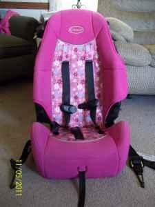 Cosco Pink High Back Booster Seat Bethlehem For Sale