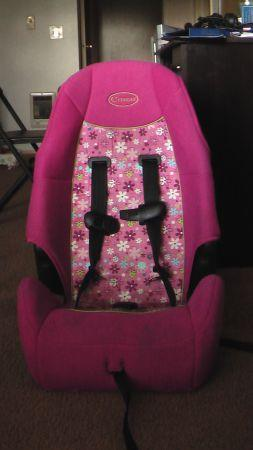 Cosco Pink Toddler Girl Car Seat - (Keizer) for Sale in Salem ...