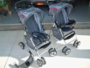 Cosco Stroller. Excellent Condition. 2 available - $10