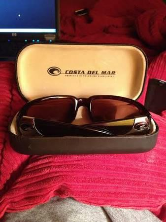 Costa Del Mar sunglasses - $85