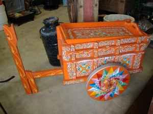 Costa Rican Handmade Donkey Cart
