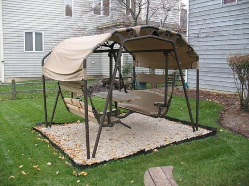 Cotton Padded Swing Chair For Sale In Hainesville Illinois
