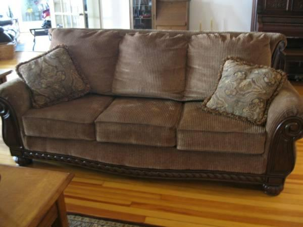 Couch Ashley Furniture For Sale In Alexandria