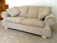 couch hide away bed pristine condition hammary by lazy boy for sale in salt lake city utah. Black Bedroom Furniture Sets. Home Design Ideas