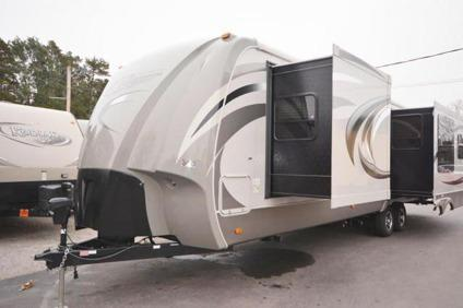 Cougar High Country Slide Light Weight Travel Trailer For Sale Tulsa Oklahoma Classified