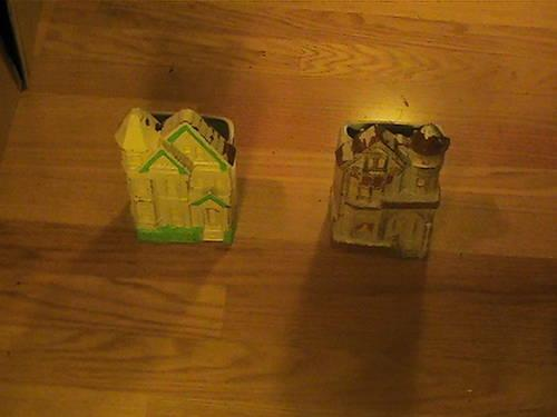 Counterpoint Ceramic Houses