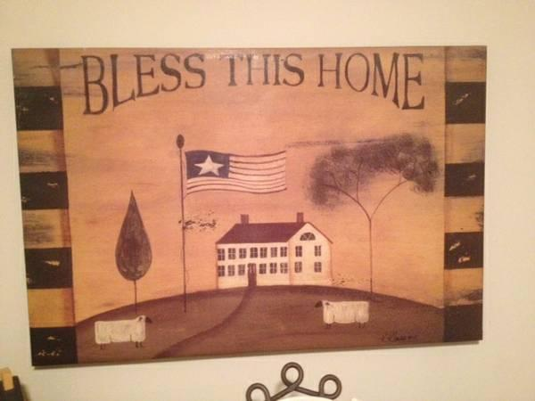 Country Americana Decor For Sale In Charlottesville Virginia Classified