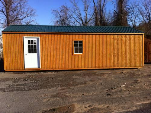 Country Girls Side Door Cabin 12x40 for Sale in Maumelle