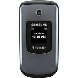 Couple Days Old T Mobile Flip Phone Samsung T139 With Box And