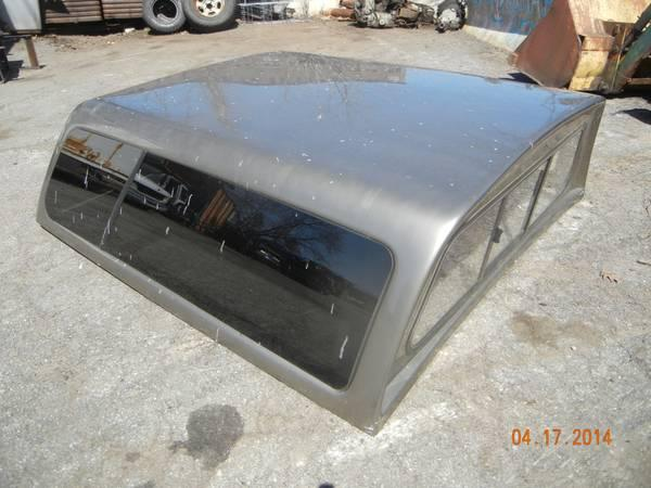 fiberglass truck cap for sale in Pennsylvania Classifieds