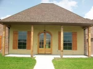 covered patio front porch with cypress columns for sale
