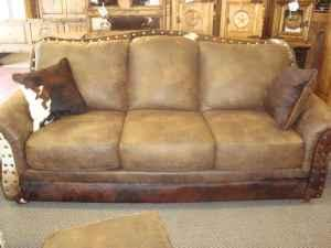 Cowhide 4pc Sofa Set Made In Usa Baytown Tx For Sale