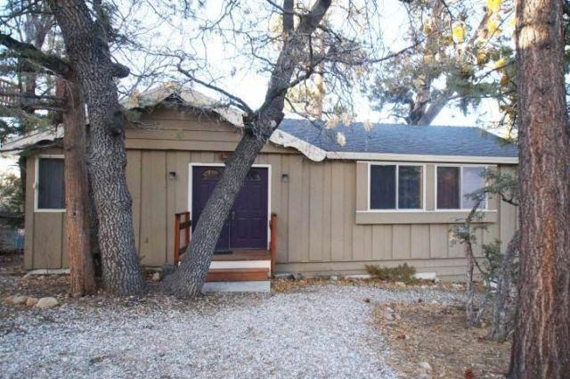Cozy Cabin In Big Bear For Sale In Big Bear City