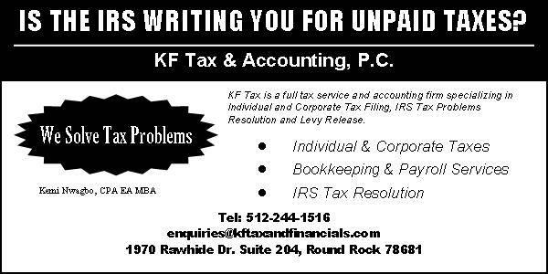 CPA Tax Service for Tax Filing, Back Taxes,IRS Tax