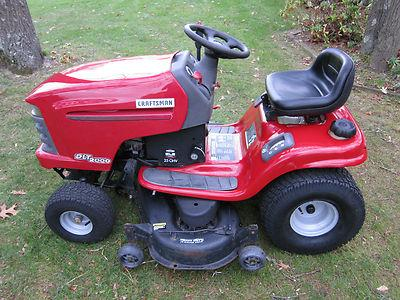 crafteman lawn tractor dlt 2000 for sale in henderson kentucky classified. Black Bedroom Furniture Sets. Home Design Ideas