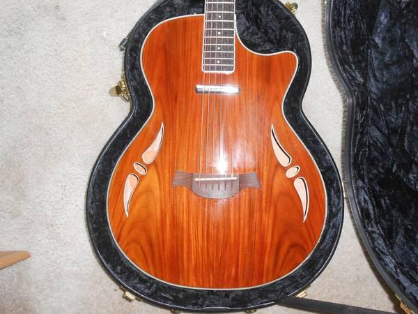 crafter acoustic electric hybrid guitar for sale in yakima washington classified. Black Bedroom Furniture Sets. Home Design Ideas