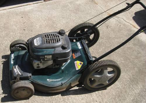 Craftsman 22 Quot Lawnmower Self Propelled Needs Work For Sale
