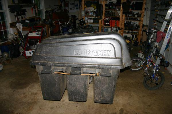 Craftsman 3 Bin 46 Quot Bagger Newtown Square For Sale In