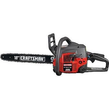 Craftsman 38CC 16 Gas Chain Saw