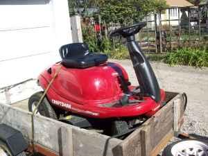 Craftsman Drm500 Riding Lawn Mower | Tyres2c