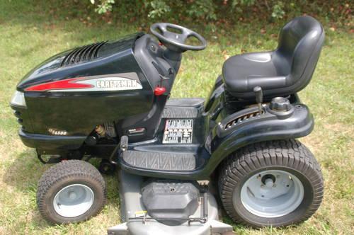 Craftsman GS 6500 Hydrostatic Riding Mower w/54