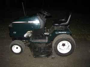 """Used Tires Dayton Ohio >> Craftsman GT. 22hp. 50"""" cut - (WARREN) for Sale in Youngstown, Ohio Classified 