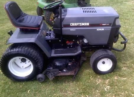 Craftsman Lawn Tractor 44 Quot 47380 For Sale In Muncie