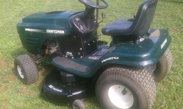 Craftsman Lawn Tractor Ooltewah For Sale In
