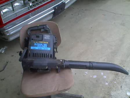 Craftsman Leaf Blower 32cc 170mph 360cfm North