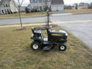 Craftsman Lt1000 Riding Mower >> Craftsman LT1000 riding mower 17.5hp 6 speed trans - (Gilbertsville Pa 19525) for Sale in ...